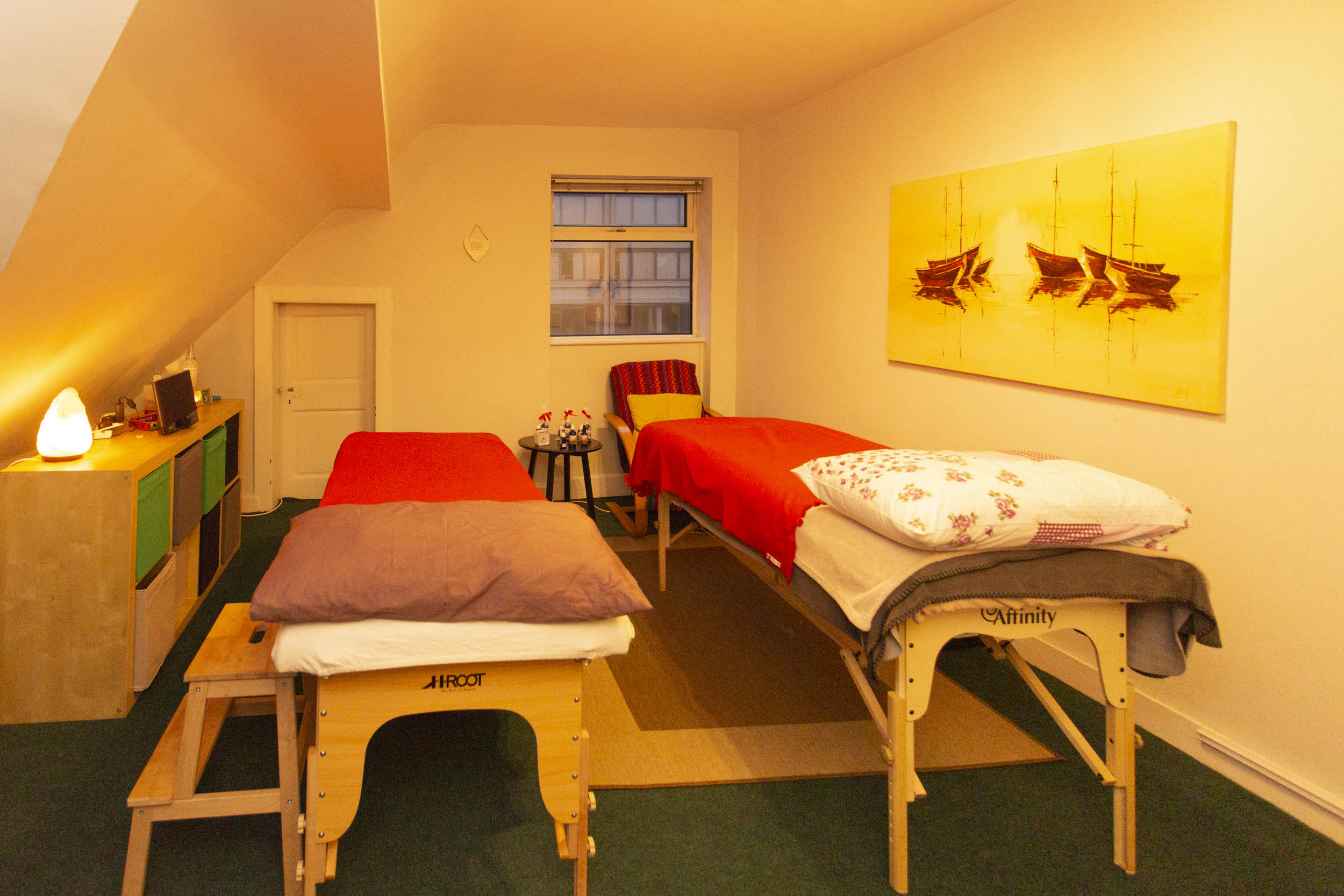 The Dublin Wellbeing Centre Massage
